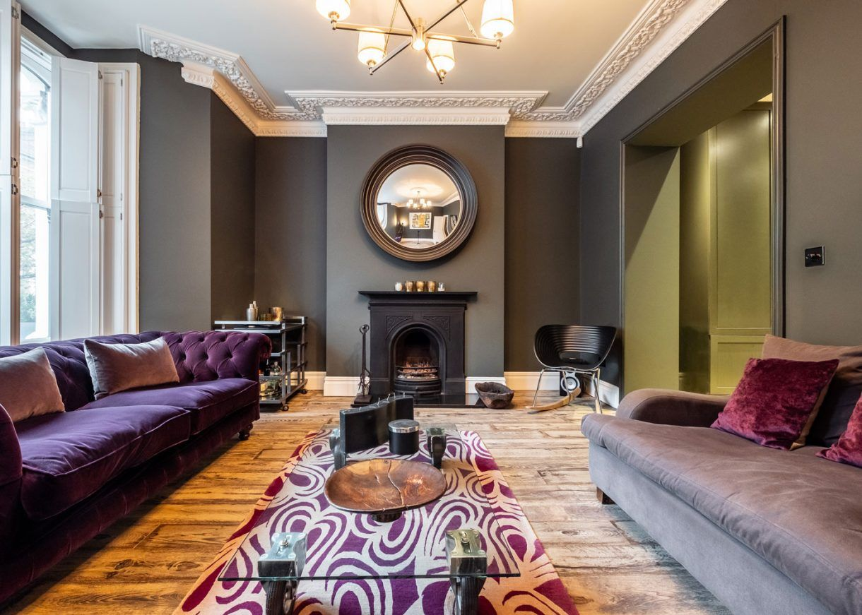 This stunning Victorian home on Digby Crescent London is