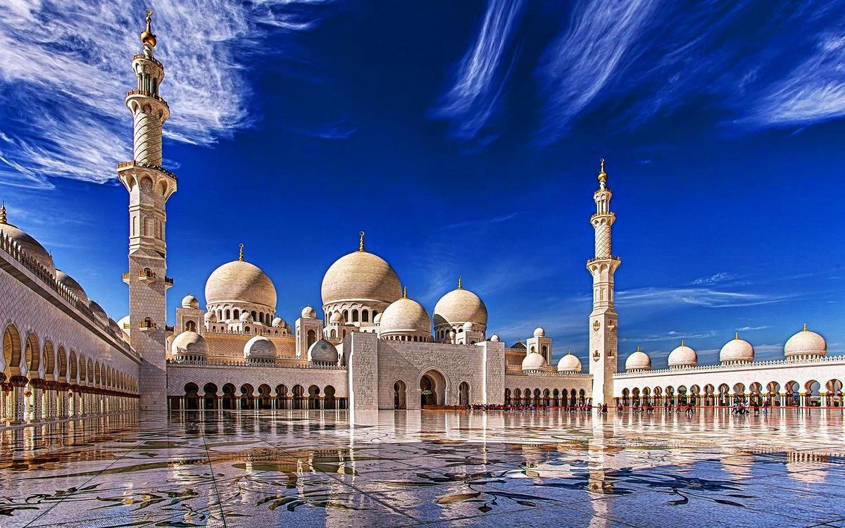 мечеть дубай википедия