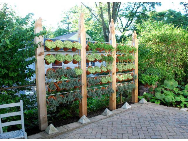18 Solutions Pour Se Cacher Du0027un Vis à Vis Dans Votre Jardin Avec Des  Plantes