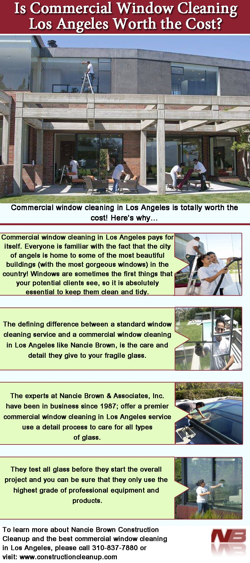 Commercial Window Cleaning In Los Angeles Is Totally Worth The Cost Here S Why Log On Http Ww Commercial Window Cleaning Window Cleaner Beautiful Buildings