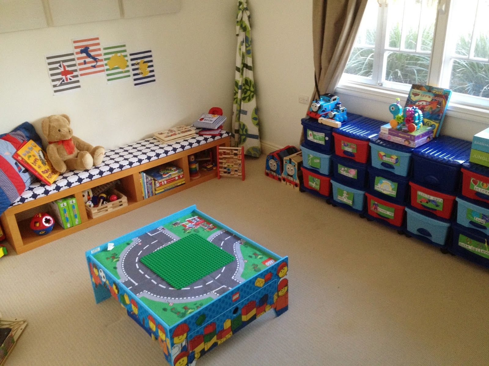 diy playroom storage ideas | this is your beautiful, clean, tidy