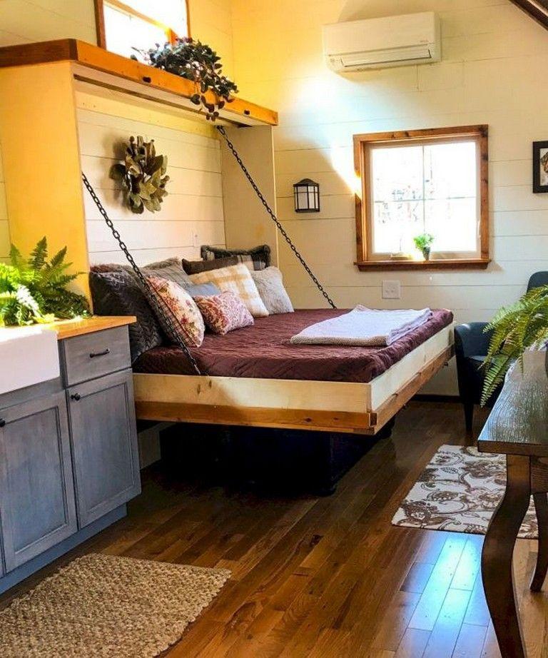 45 Amazing Tiny House Living Room Decor Ideas images