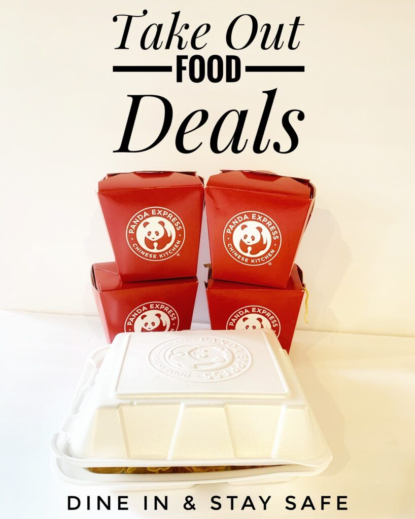 Take Out Food Deals Family Meal Specials Free Kids Meals More In 2020 Free Kids Meals Kids Meals Meal Deal