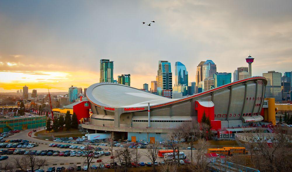 Calgary Saddledome, Canada