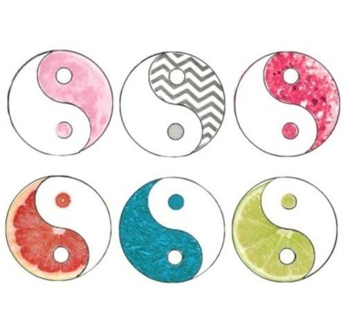 Ying Yang | via Tumblr | ying yang | Pinterest | Signs, Paper and ...
