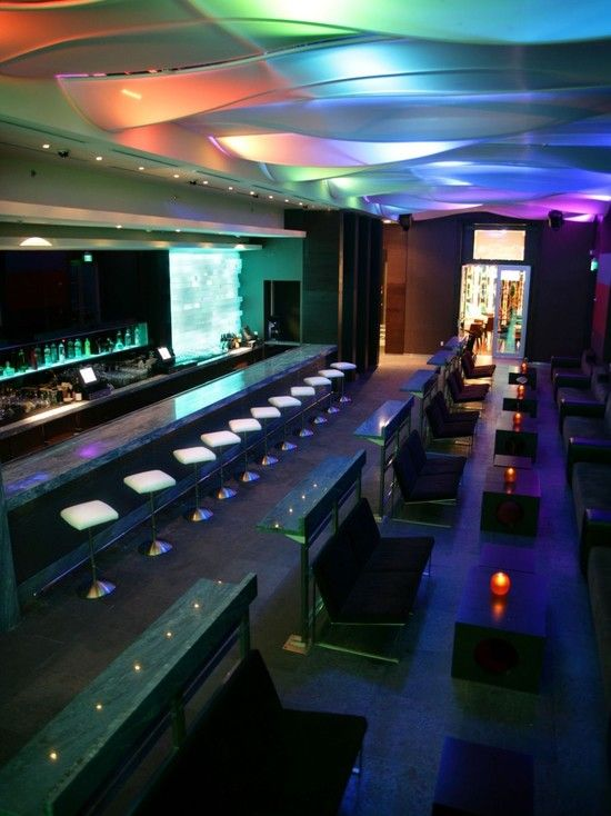 Nightclub Design, Pictures, Remodel, Decor And Ideas