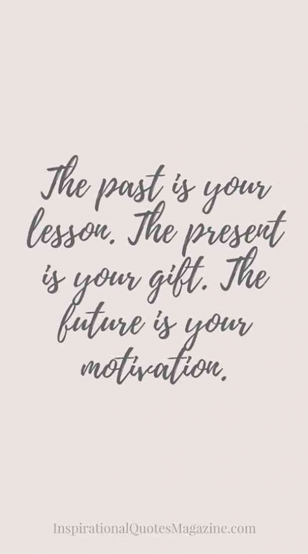 Past Present Future Quotes Love Motivation Life Quote Lifequotes Quoteoftheday Lovequotes In 2020 Best Motivational Quotes Woman Quotes Quotes About New Year