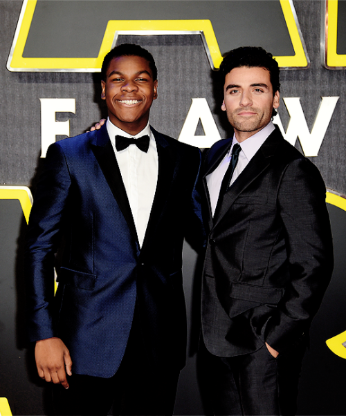 Finn and Poe