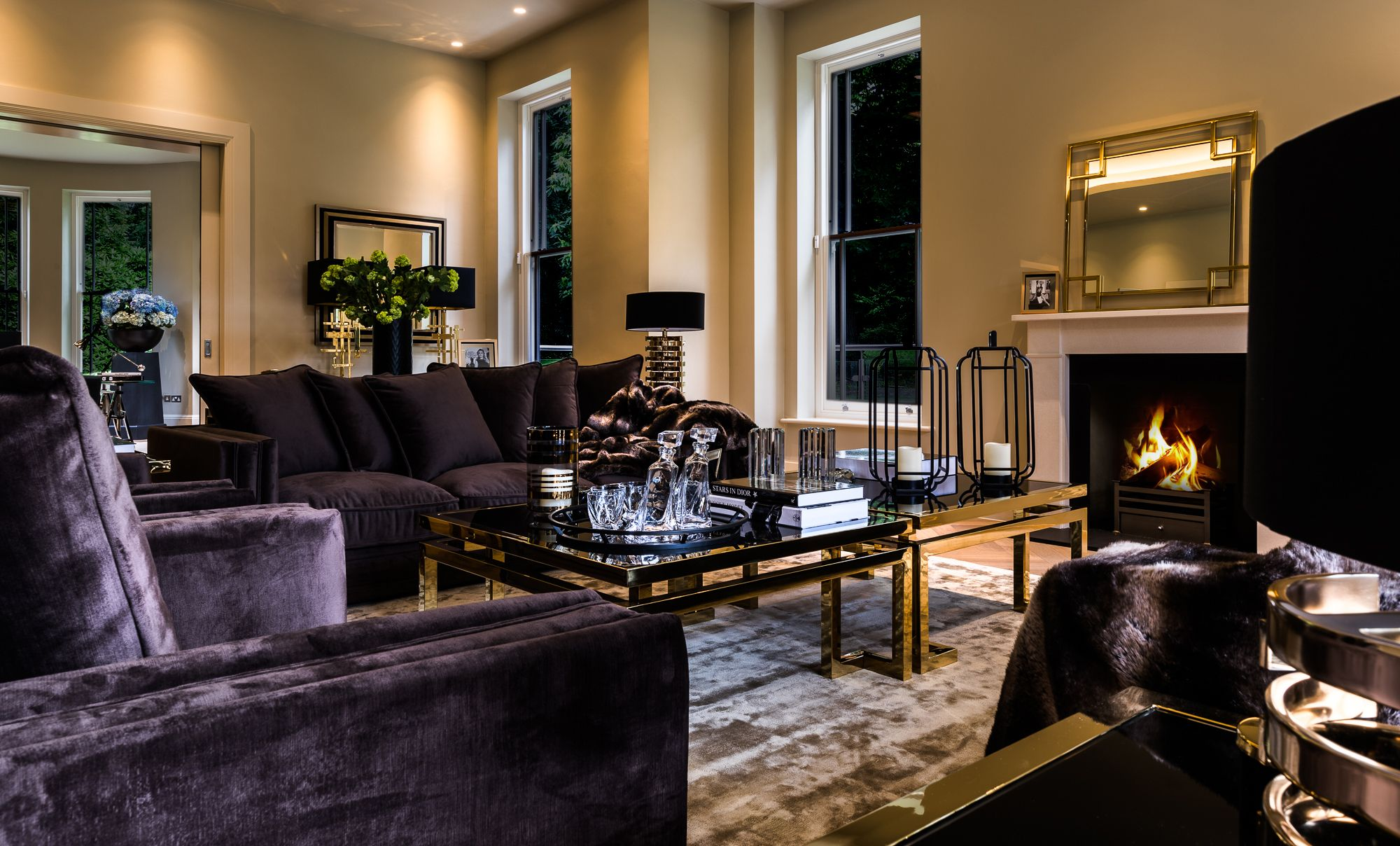 Discover The Inspirations Behind Celia Sawyer S Luxury Design