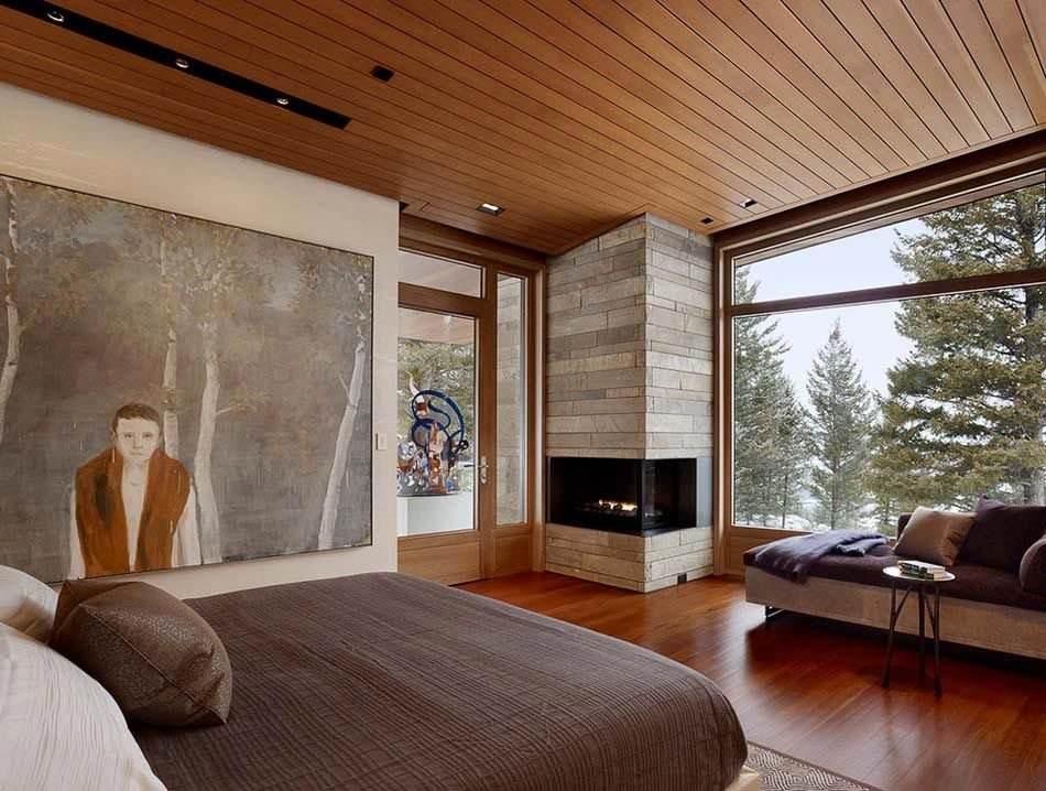 Déco chambre à coucher au design créatif, élégant et minimaliste
