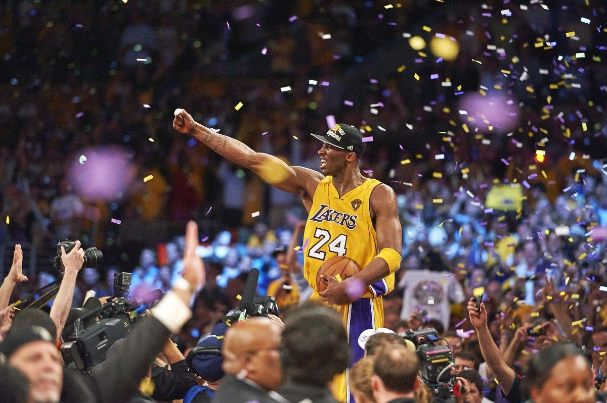 Sports Illustrated's Greatest Photos of Kobe Bryant in