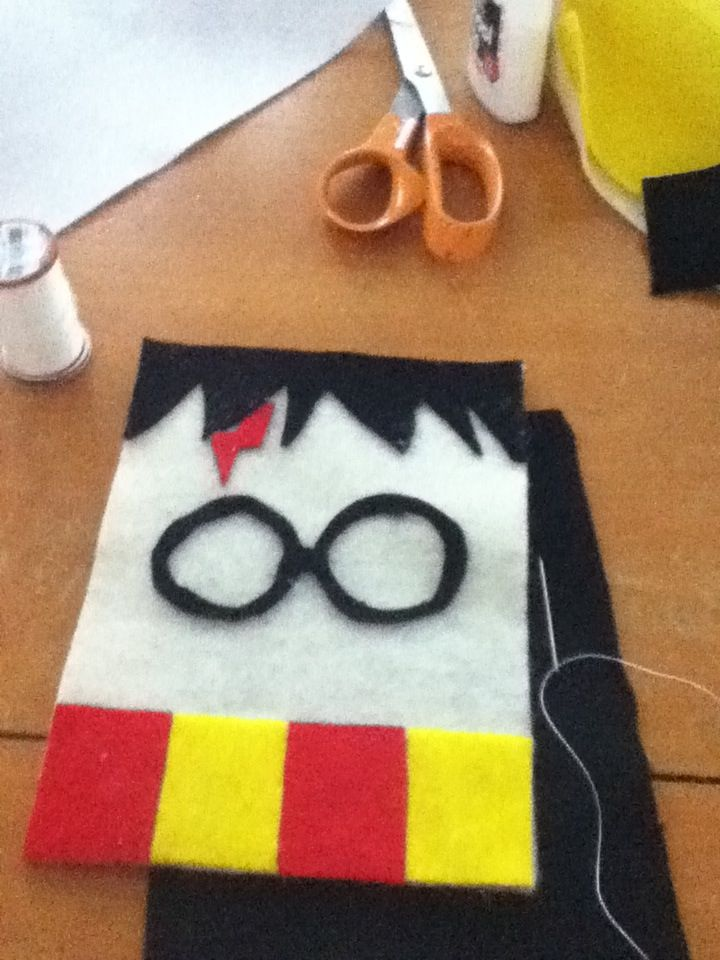 How to Make a Kindle Touch Harry Potter Case