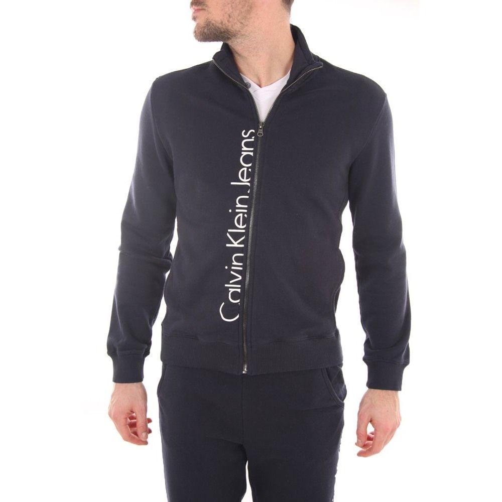 CALVIN KLEIN giacca blu CMQ141 da ingrosso e import