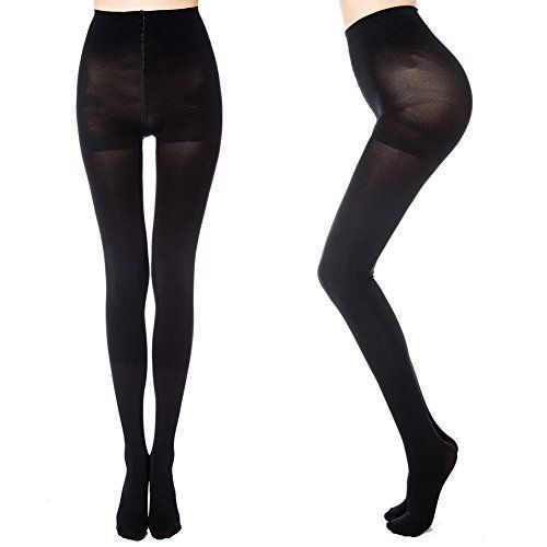 Women/'s HUE Run Resistance Sheer Control Top Pantyhose Hosiery