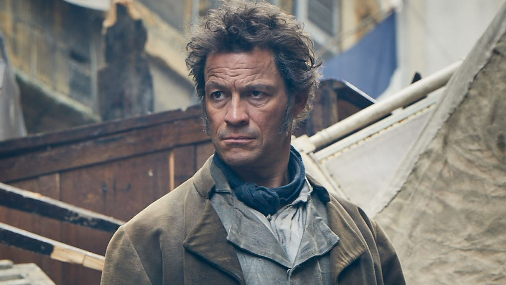 Lily Collins Dominic West David Oyelowo Star In Les Miserables Variety British Period Dramas Les Miserables Dominic West