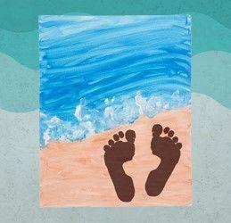 Photo of Dekorer sommeren med et havduk! Lag en strandscene av … | Fiori Rari?