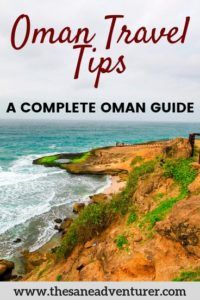 Planning a trip to Oman? Here are my personal recommendations on how to plan your trip, the best places to stay, and which adventures to do. Click to learn more. #middleeastdestinations