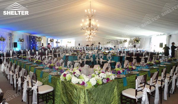 Shelter Marriage Tent Luxury Wedding Marquee Party Tents For