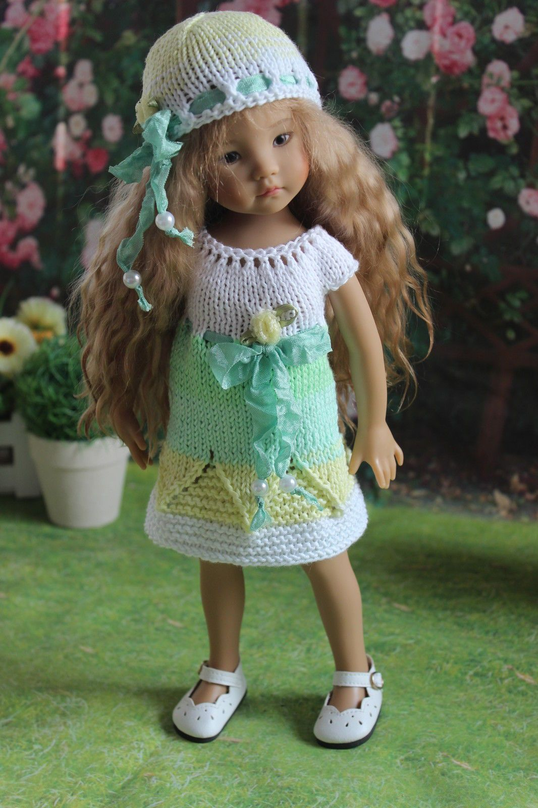 "OOAK наряд для работы 13 ""Dianna EFFNER LITTLE DARLING. in Dolls & Bears, Dolls, Clothes & Accessories, Modern, Other Modern Doll Clothing 