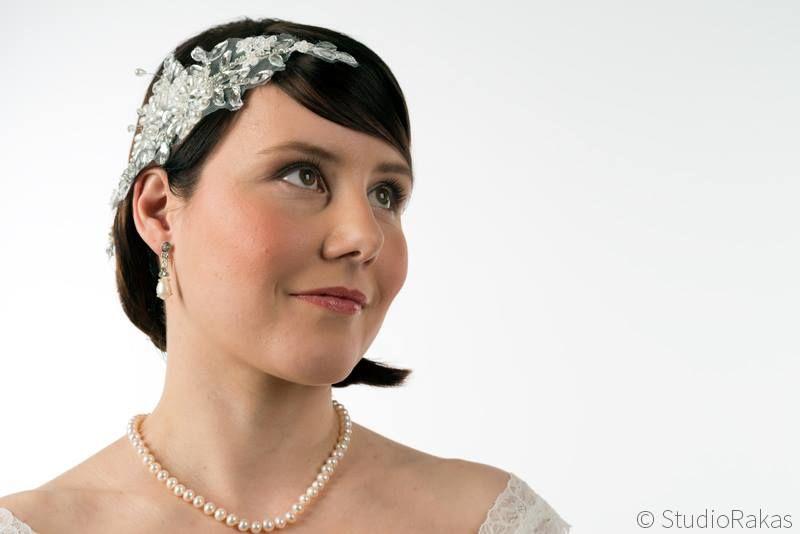 Kampaus & meikki Morsiuspalvelu Anna-Mari Kristiina Kuvaaja StudioRakas