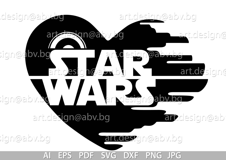 Vector STAR WARS ai eps svg pdf dxf png jpg Download