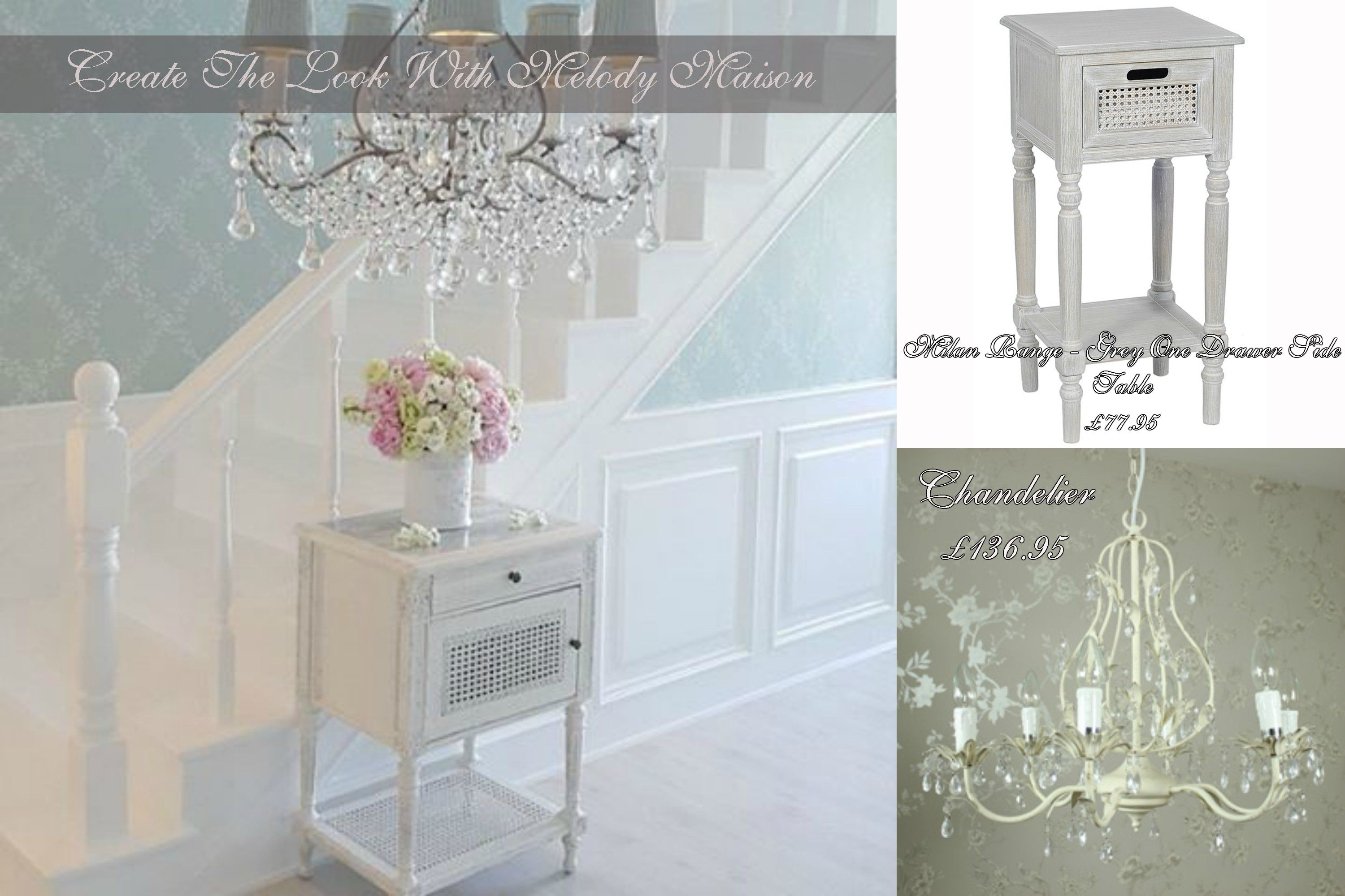 Creat this beautiful neutral look with our gorgeous Milan Range and ...