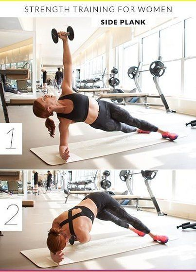 For women, lifting weights is important for healthy bone density, metabolism overall fitness. And no, it wont make you bulk up.