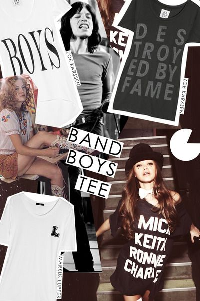 Make Your Own Boy Band Tee With Iron On Letters This Craft Is
