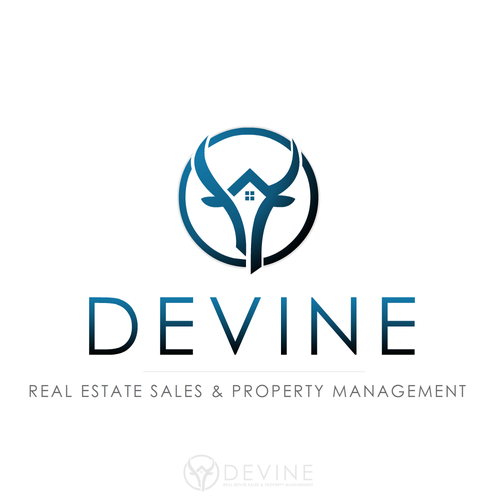 devine optional real estate sales property management devine rh pinterest co uk property management logos free property management logos clip art
