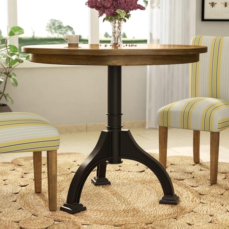 Trent Austin Design Brownwood 36 Dining Table Reviews Wayfair Dining Table In Kitchen Dining Table Timeless Dining Table