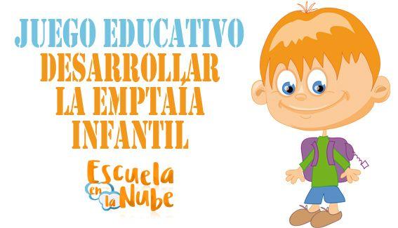 Ayudar A Que Los Niños A Desarrollar La Empatía Mediante Estos 3 Juegos Educativos Dígalo Con Mí Juegos De Habilidades Sociales Actividades Enseñar Emociones