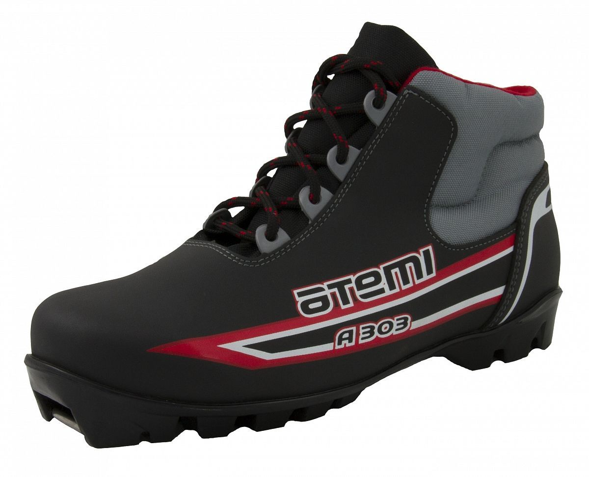 Лыжи Atemi 180см NNN палки ботинки NNN размер 42   Красивая одежда и ... d1fac93c49c