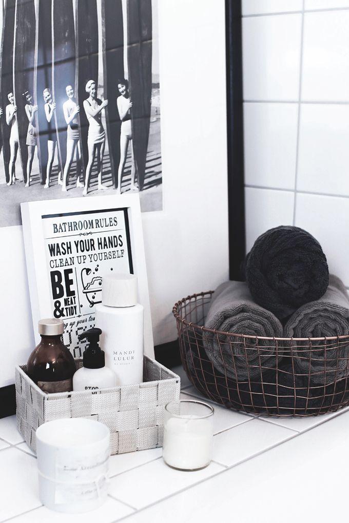 Badezimmer aufpimpen: Mit DIESEN 18 Tricks wird euer Bad super ... | {Badezimmer deko 74}