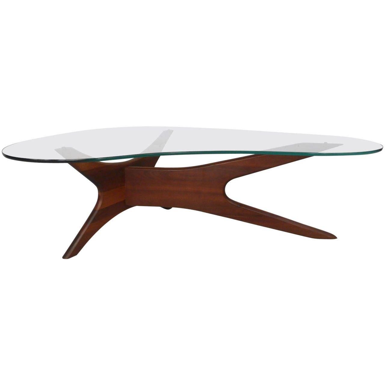 Mid Century Modern Adrian Pearsall Kidney Shaped Jacks Coffee Table 1stdibs Com Coffee Table Table Pearsall [ 1280 x 1280 Pixel ]
