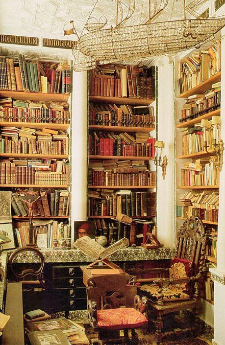 50 Super Ideas For Your Home Library Biblio Files Pinterest