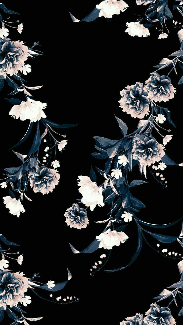 Pin by Merna Khaled on Wallpaper Floral wallpaper
