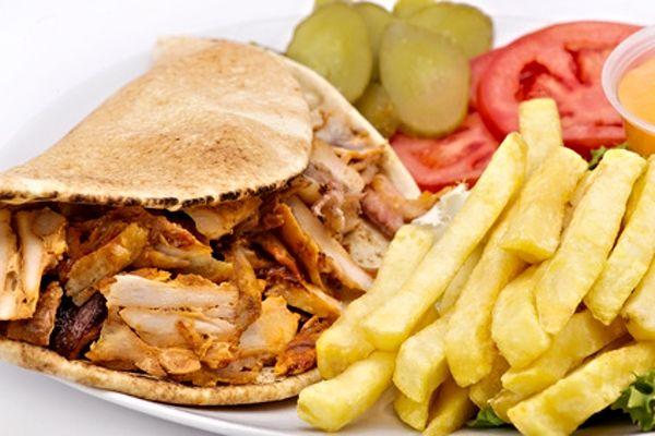 Recept Na Kureci Spiz A La Gyros Egyptian Food Chicken Shawarma Recipe Middle East Recipes