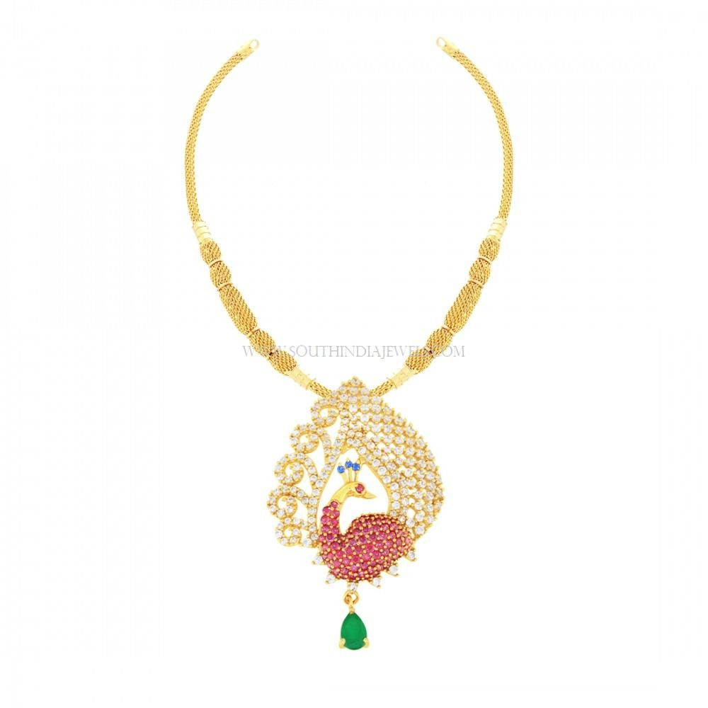 kalyan jewellers necklace designs with price | Jewellery ...