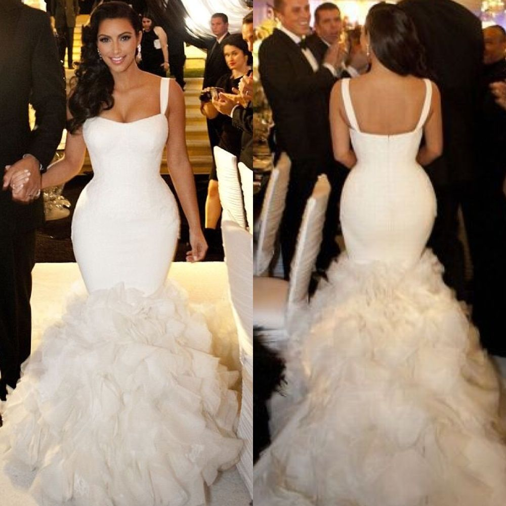 Khloe Kardashian Wedding Dress: @KD Eustaquio Kardashian Wedding Dress Designed By Vera