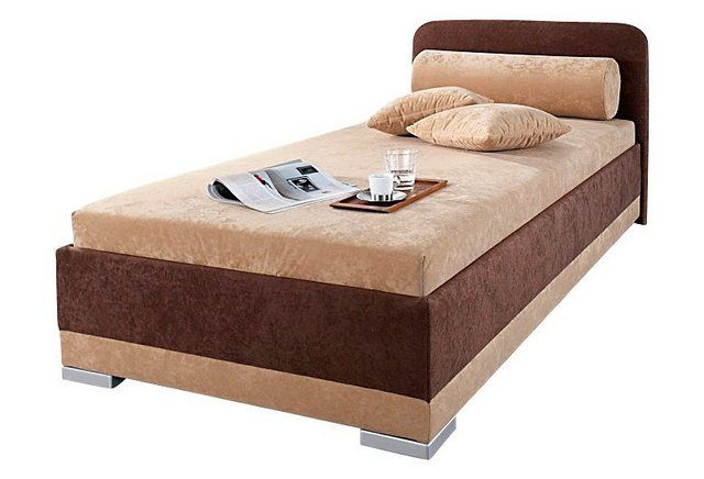 Photo of Buy Maintal upholstered bed, synthetic leather, in 6 different versions, Made in Germany online OTTO