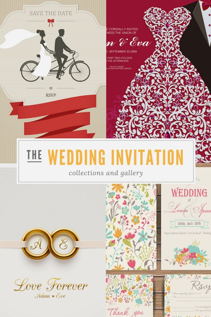 Elegant And Professional Wedding Invitations Design Online For Your ...