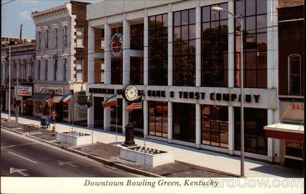 Downtown Bowling Green Kentucky Bowling Green Downtown Kentucky