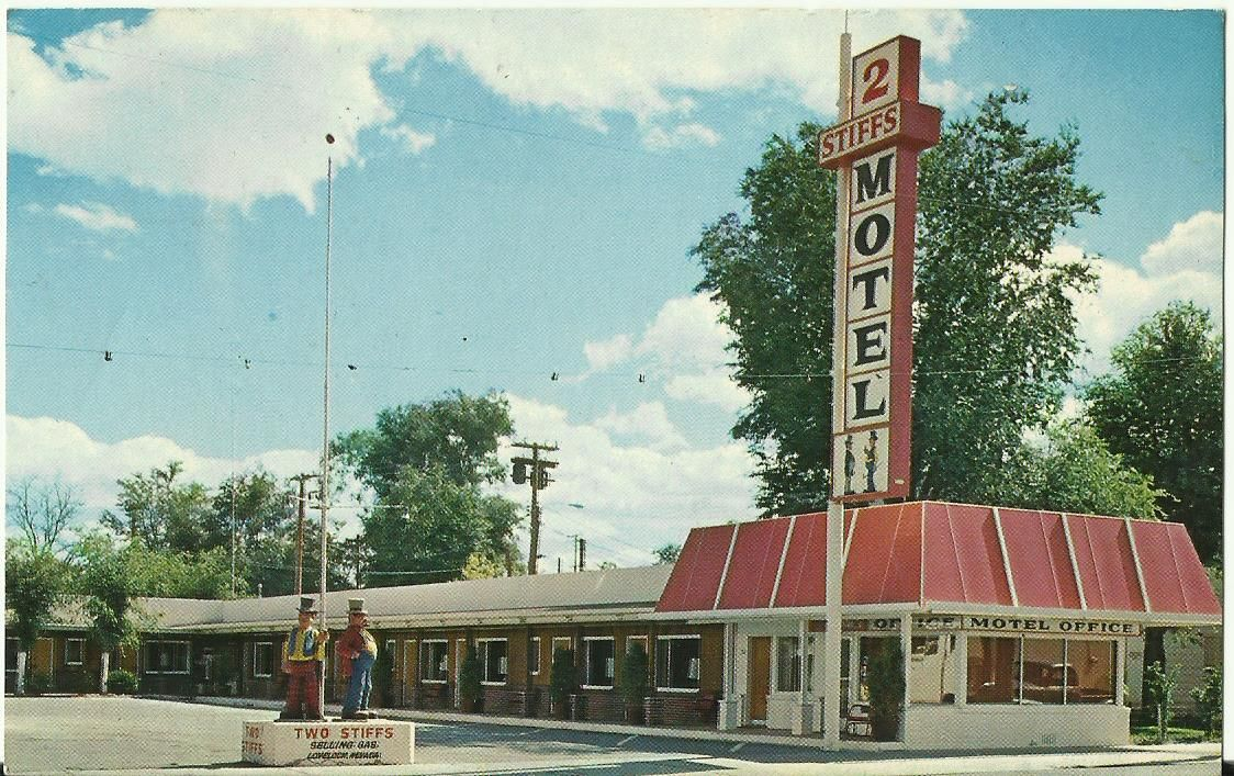 Pin on From A Post Card View, Route 66, Jim Spencer, 1971