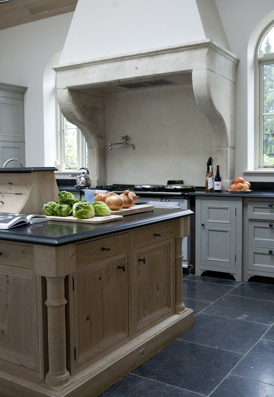 French Chateau Kitchen created by Rhatigan and Hick - Welcome to ...