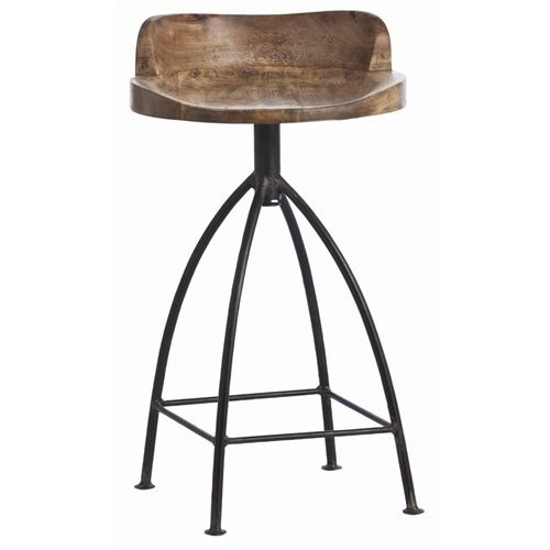 Wood/Iron Swivel Stool. | For the Home | Pinterest | Einrichtung und ...