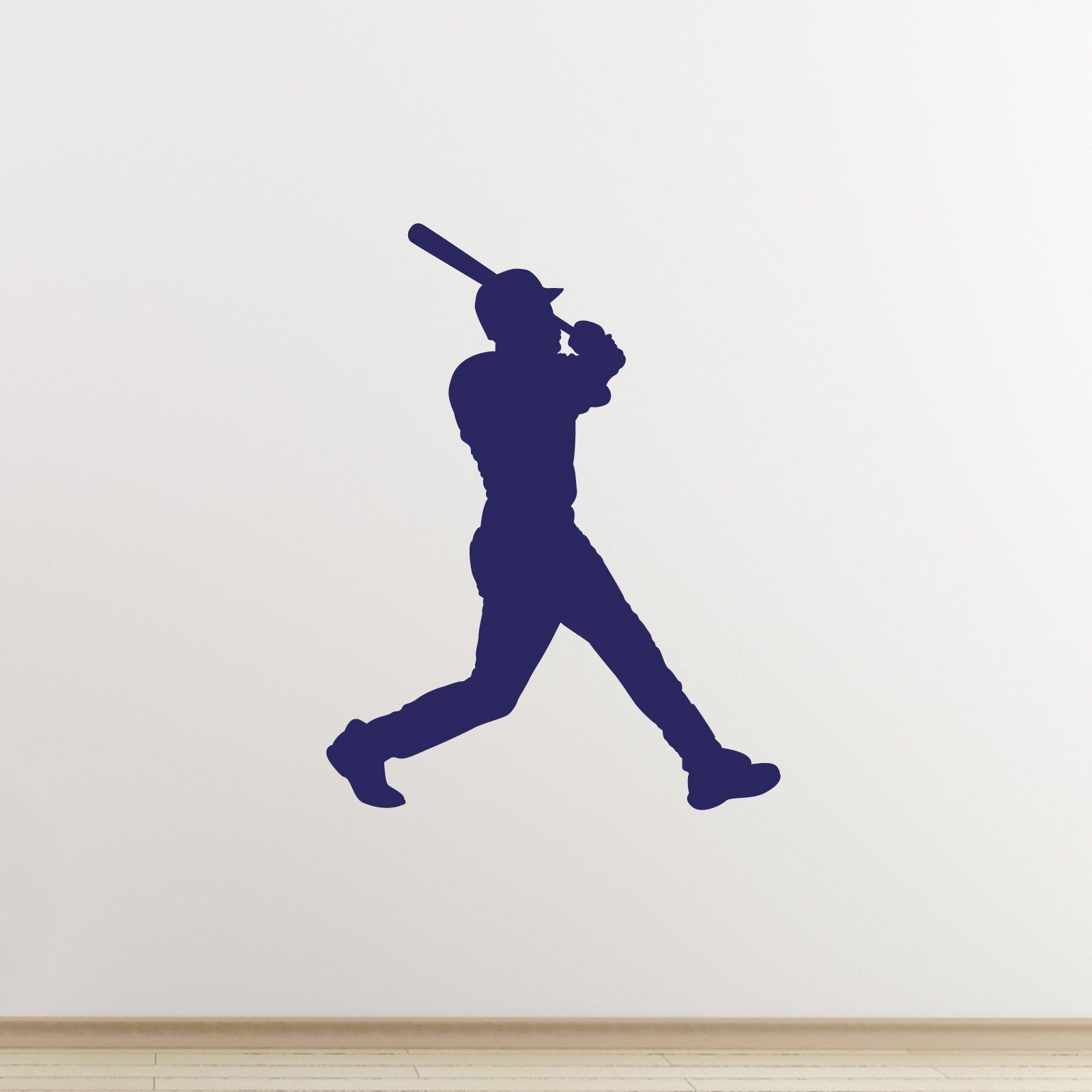 Baseball Player Wall Decal / Sticker - Hitter - Sports Silhouette Wall Art Amazon.co.uk DIY u0026 Tools  sc 1 st  Pinterest : sports silhouette wall decals - www.pureclipart.com