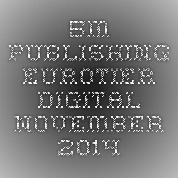 5m Publishing - EuroTier Digital - November 2014  35 piglets per year per sow