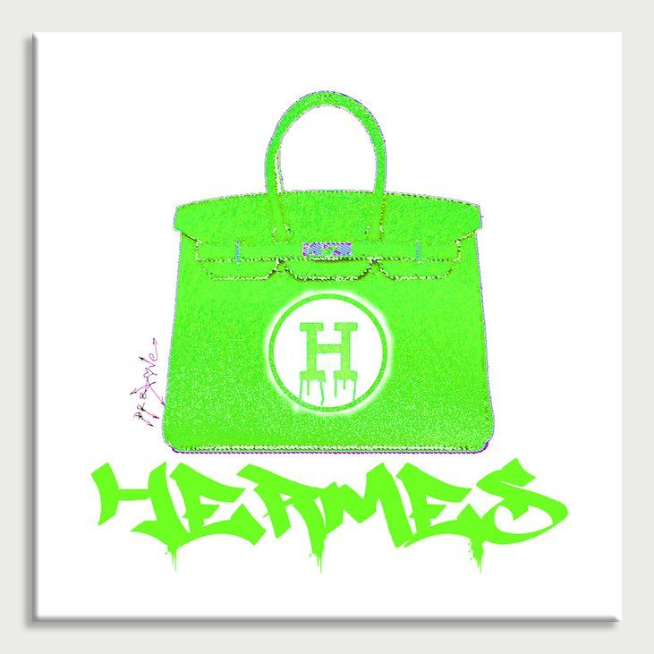 Photo of Hermes Handbags color 9 – Print Limited Edition