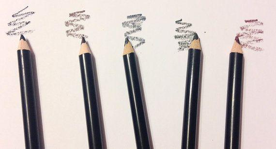 Vegan Organic EYE LINER Pencils Hemp & Shea by LittleStuff4u