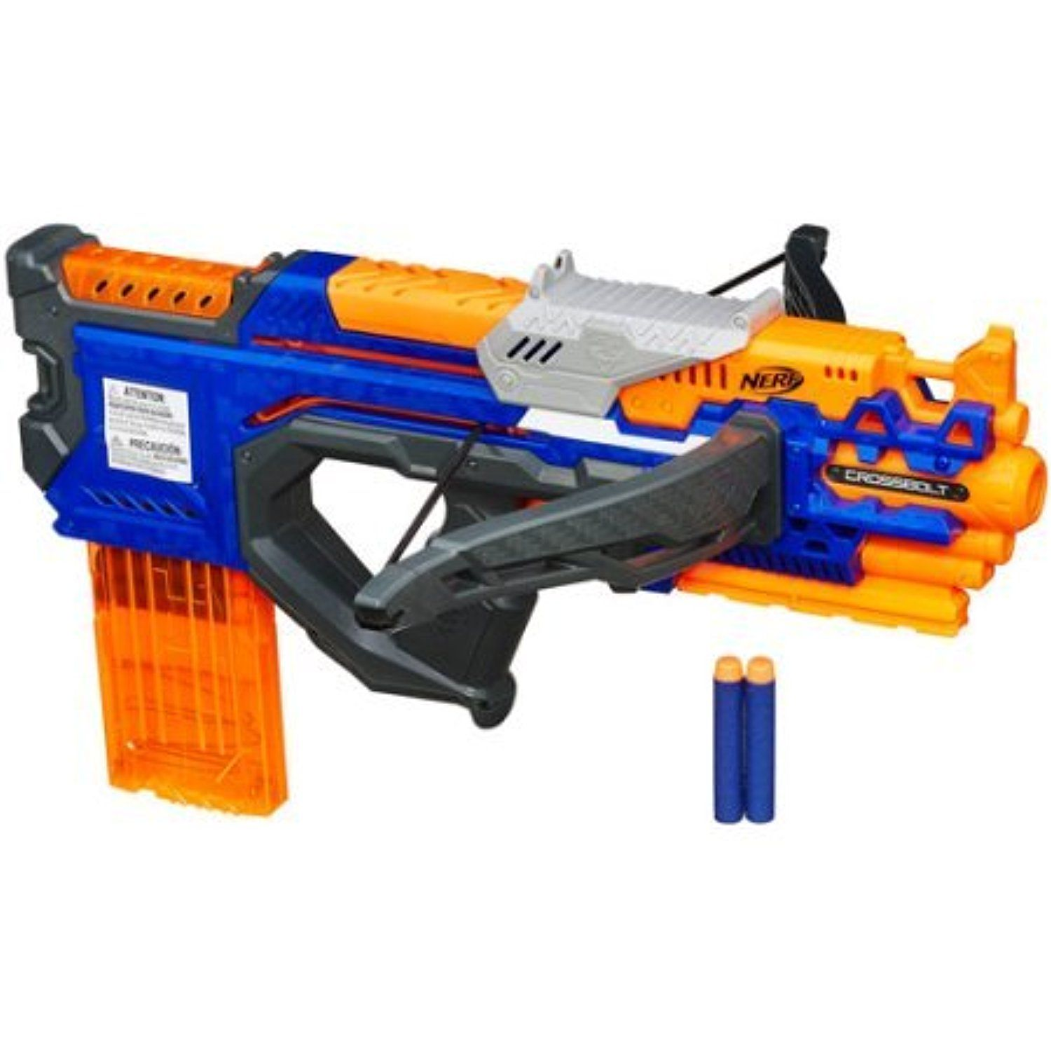 Nerf N Strike Elite CrossBolt Blaster Real crossbow action Awesome products selected by